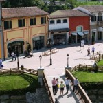 L'outlet village di Barberino del Mugello