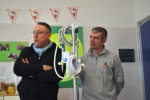 Michele Delena, presidente MC Multicons onlus (foto gonews.it)