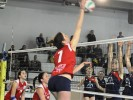 Il Montelupo Volley Under 16 2013/14 in azione