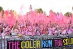 Una precedente color run