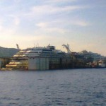 La Costa Concordia (foto gonews.it)