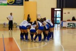 Le giocatrici del Follonica volley