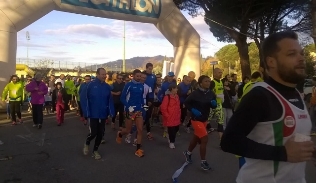 Walk & Run in Montecatini: partecipano in 500 - gonews