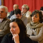 Maria Chiara Carrozza, a destra (foto gonews.it)