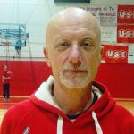 Mario Ferradini, coach dell'Under 18 femminile