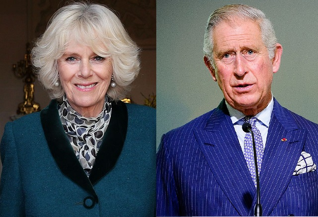 Full immersion napoletana per Camilla Parker Bowles