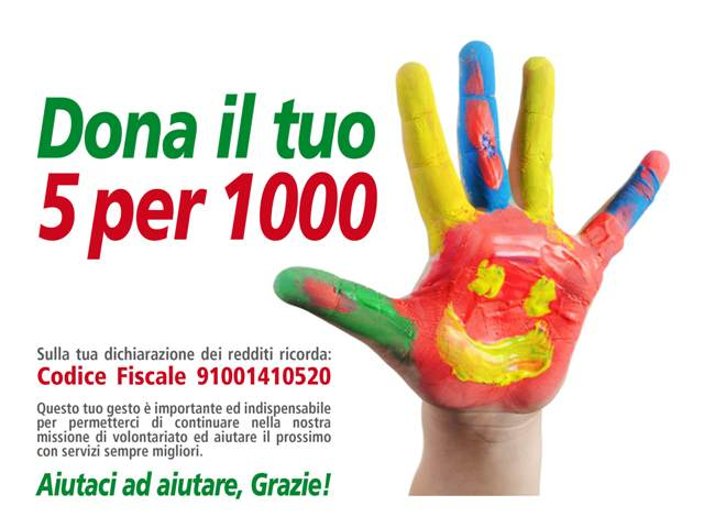In arrivo all'Unical 75.000 euro dal 5 per mille