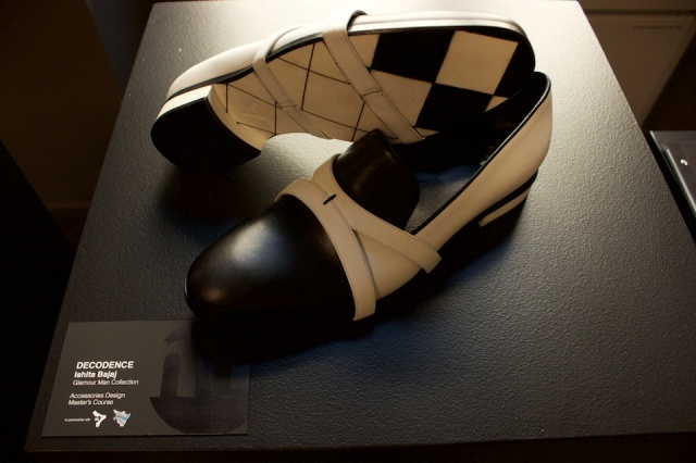 detailed look 8cfee 801be Think shoes! Cuoio di Toscana e Istituto Marangoni ...