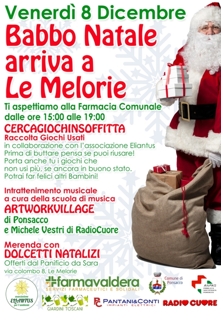 Natale in soffitta 2017