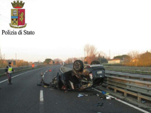 EMPOLI mortale incidente fi pi li 2018 01 14