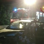 incidente livorno vvf5