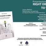 libro Right or Duty to Work