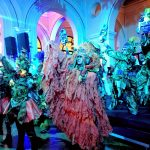 Figuranti del carnevale di viareggio a Montecatini per Adventure Travel World Summit 2018 (4)