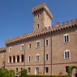 castello Pasquini a Castiglioncello