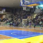 Il palazzetto dell'Abc Castelfiorentino