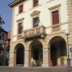Il municipio di Altopascio