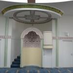 La moschea di Colle Val D'Elsa (foto gonews.it)
