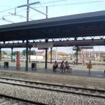 La stazione ferroviaria di Empoli