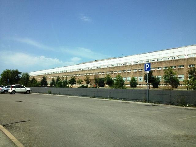 L'Ospedale Serristori