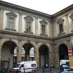 L'ospedale di Santa Maria Nuova a Firenze