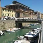 Il mercato centrale di Livorno