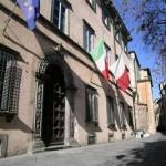 Il municipio di Lucca