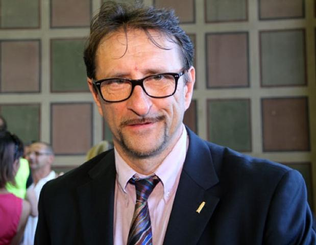 Maurizio Nerini (foto d'archivio)