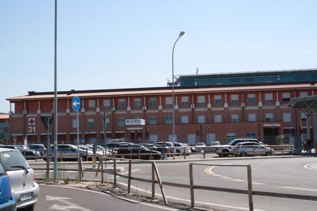 L'ospedale di Cisanello