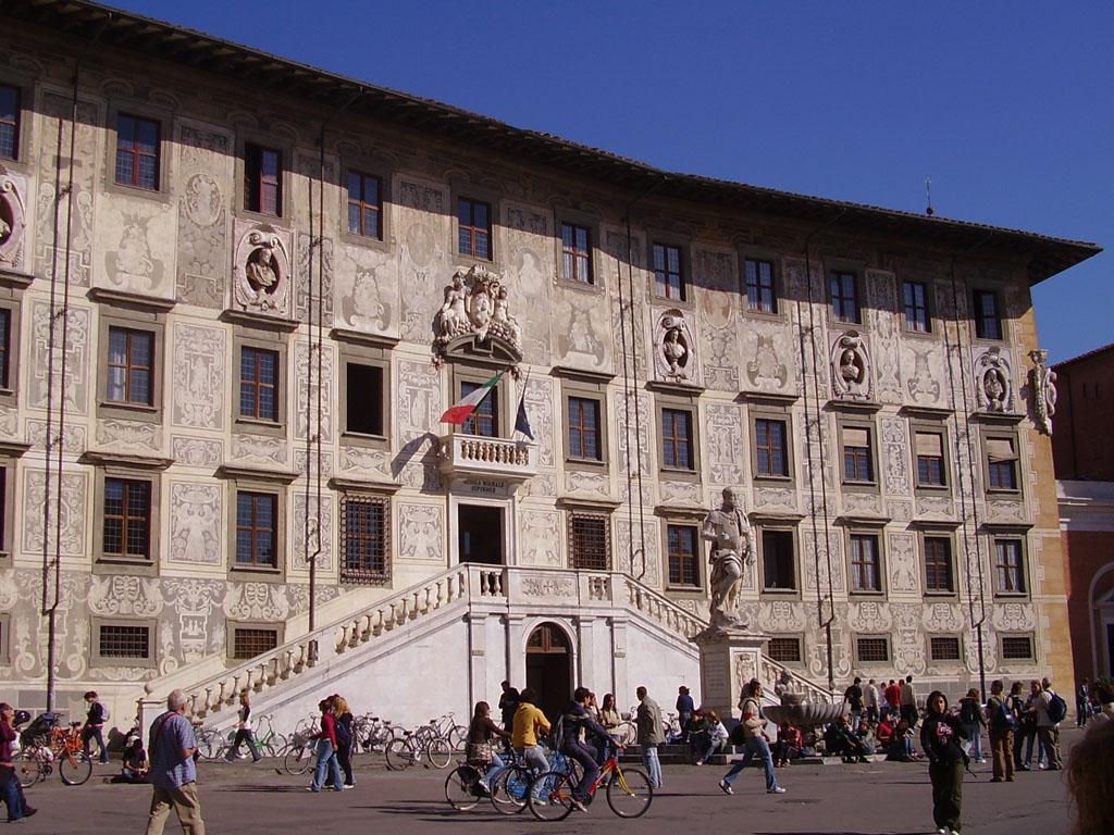 La scuola Normale di Pisa