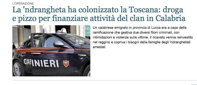 Da Quotidiano della Calabria