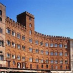 Palazzo Sansedoni, sede della Fondazione MPS