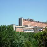 Il policlinico delle Scotte di Siena