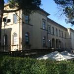 La sede del Santa Chiara in Borgo San Lazzaro a Volterra