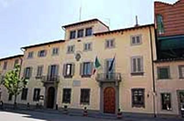 Il municipio di Campi Bisenzio