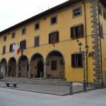 Il municipio di Castelfranco di Sotto