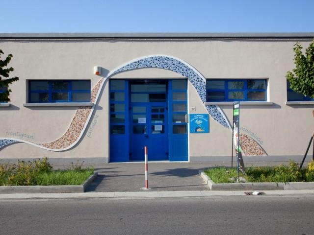 La sede del centro in viale Piaggio a Pontedera