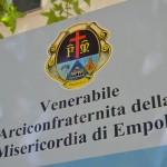 La sede della Misericordia di Empoli  (foto gonews.it)