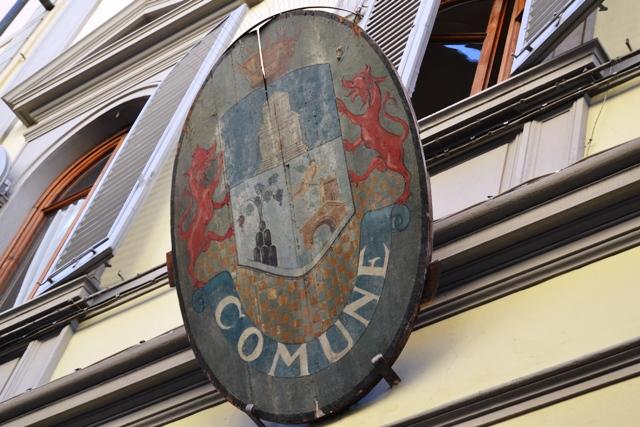 Il municipio di Empoli