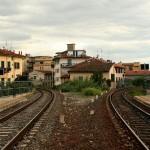La ferrovia Faentina
