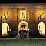 L'inaugurazione di Porta Santa Maria a Lucca