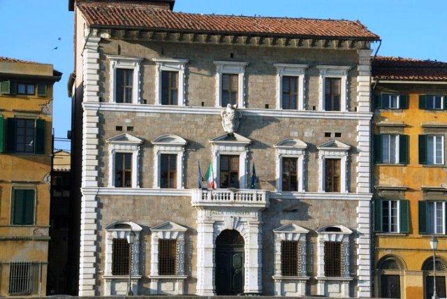 L'università di Pisa
