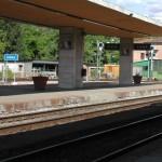 La stazione di Siena