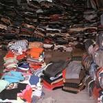 Quattromila capi griffati illegali donati alla Caritas di Prato 9c476119a71