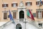 Il municipio di Livorno