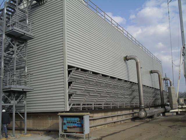 L'impianto di Rancia 1 a Radicondoli