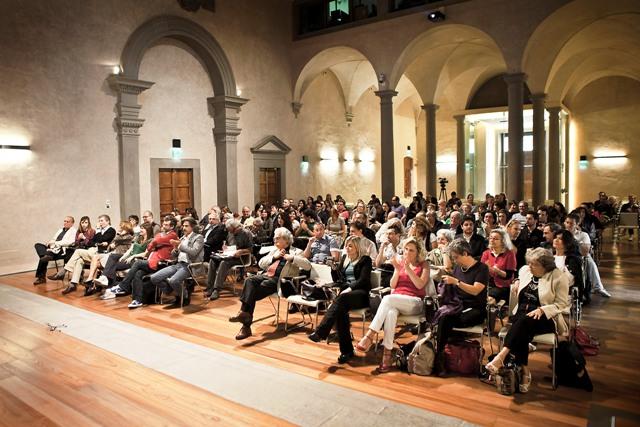 L'auditorium di Sant'Apollonia (foto d'archivio)