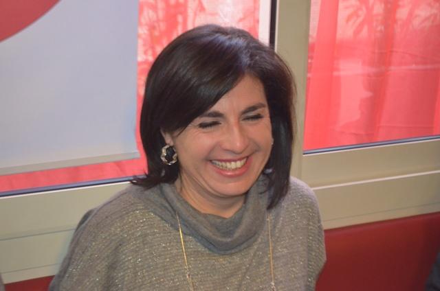 Susi Giglioli (foto gonews.it)