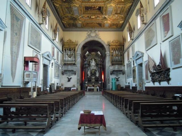 Infilltrazioni Di Acqua Piovana Nella Chiesa Dei Cavalieri