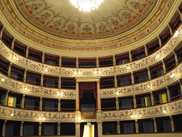 Il teatro dei Rinnovati