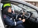 Agenti dalla polizia municipale